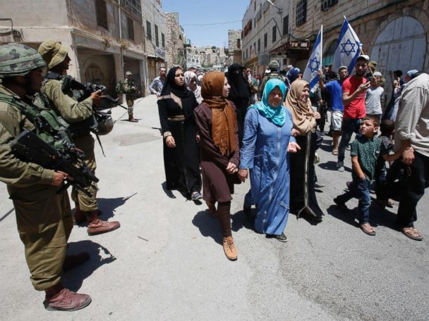 Israel Seals Off Biggest Palestinian City After Deadly Attacks