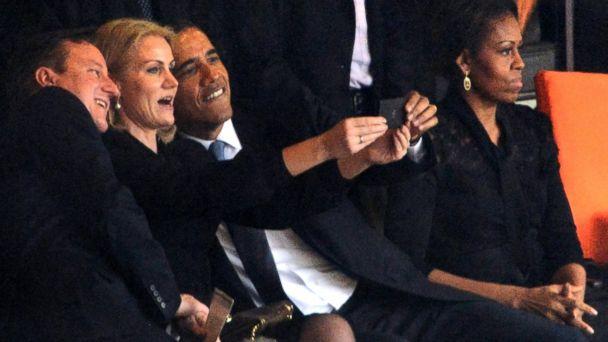 GTY helle thorning schmidt obama selfie sk 131212 16x9 608 Danish PM Defends Obama Selfie