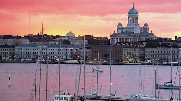 GTY helsinki finland tk 130925 16x9 608 Instant Index: Readers Digest Tests Most Honest Cities