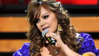 PHOTO: Singer Jenni Rivera performs onstage during the 11th annual Latin GRAMMY Awards at the Mandalay Bay Events Center, Nov. 11, 2010, in Las Vegas.