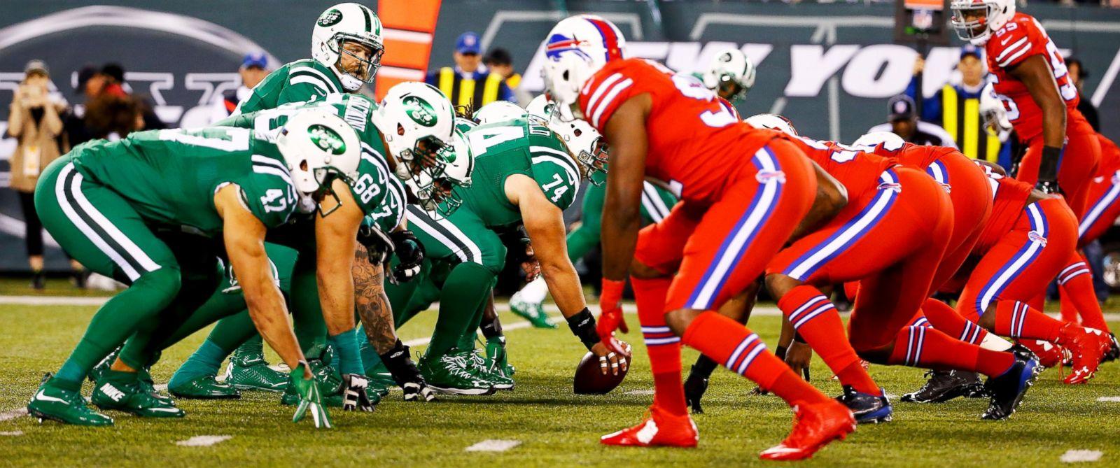 Week 10 in the NFL