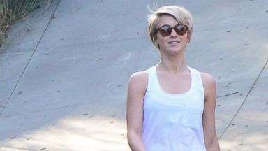 PHOTO: Julianne Hough is seen Feb. 16, 2014 in Los Angeles.