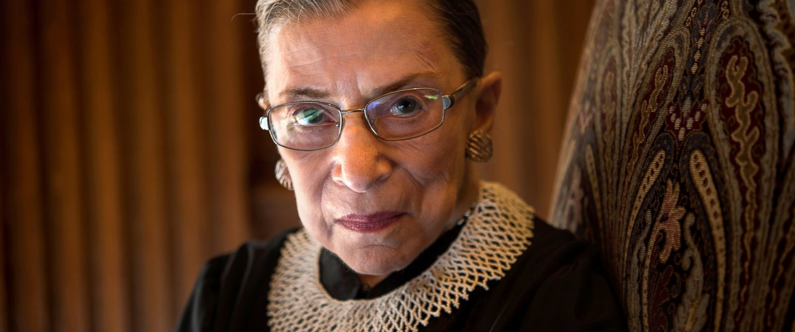 PHOTO: Supreme Court Justice Ruth Bader Ginsburg.