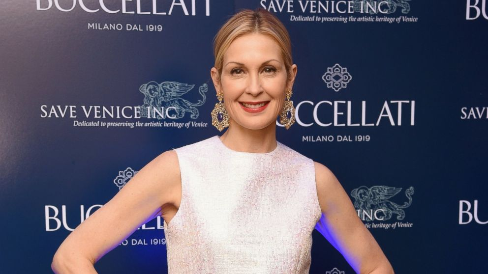 Kelly Rutherford nytimes