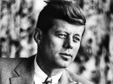 John F. Kennedy's life in pictures