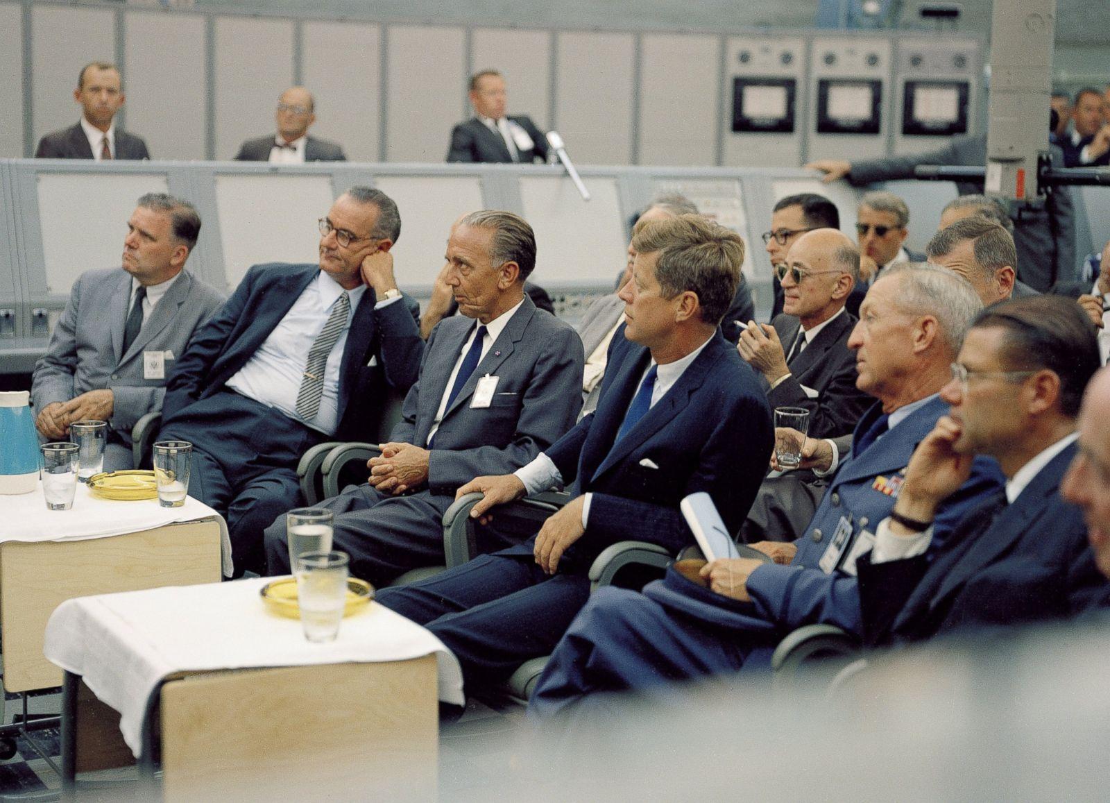 Kennedy president john f