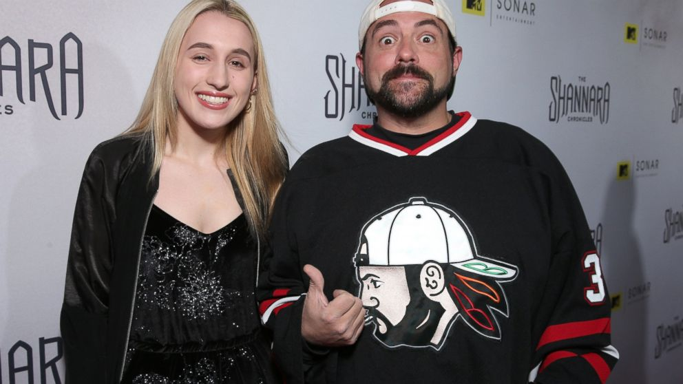 Kevin Smith's Daughter Recounts 'Very, Very Scary ... Kevin Smith Daughter