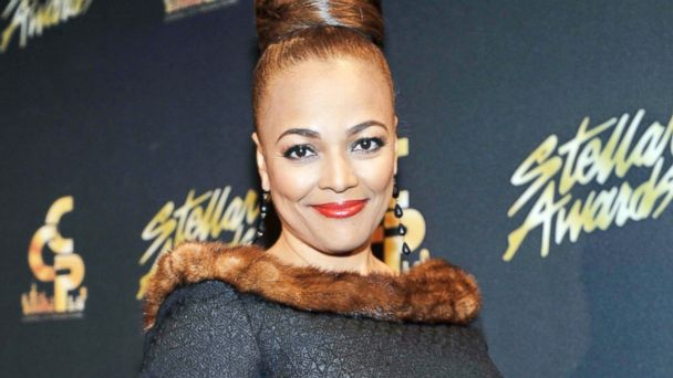 GTY kim fields jef 131205 16x9 608 Kim Fields on Second Time Motherhood in Her 40s