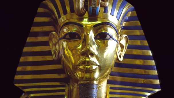 GTY king tut cause of death lpl 131104 16x9 608 Instant Index: Lioness Hugs Men Who Rescued Her as a Cub
