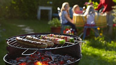 PHOTO: Labor Day celebrates the end of summer, family barbecues, retail sales, and U.S. labor history.
