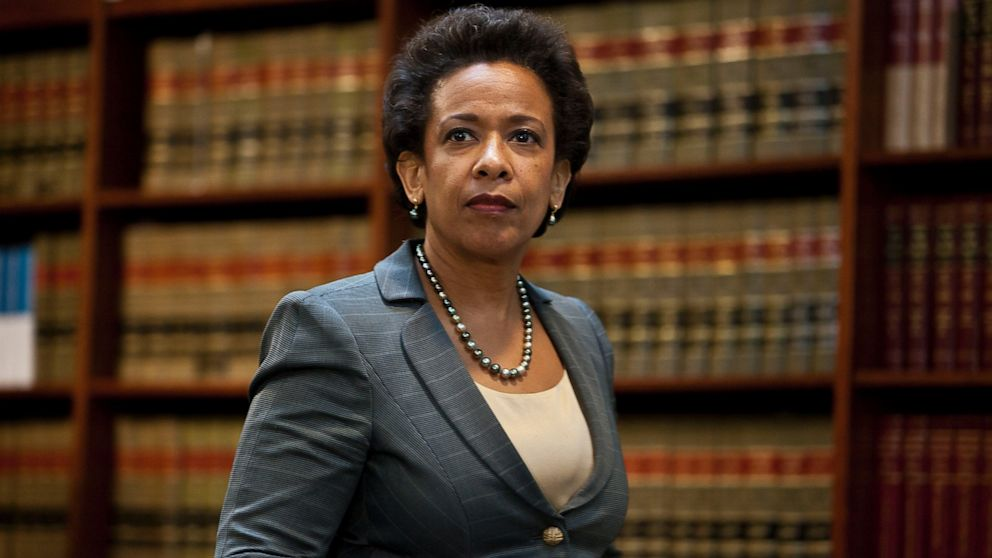 PHOTO: Loretta Lynch