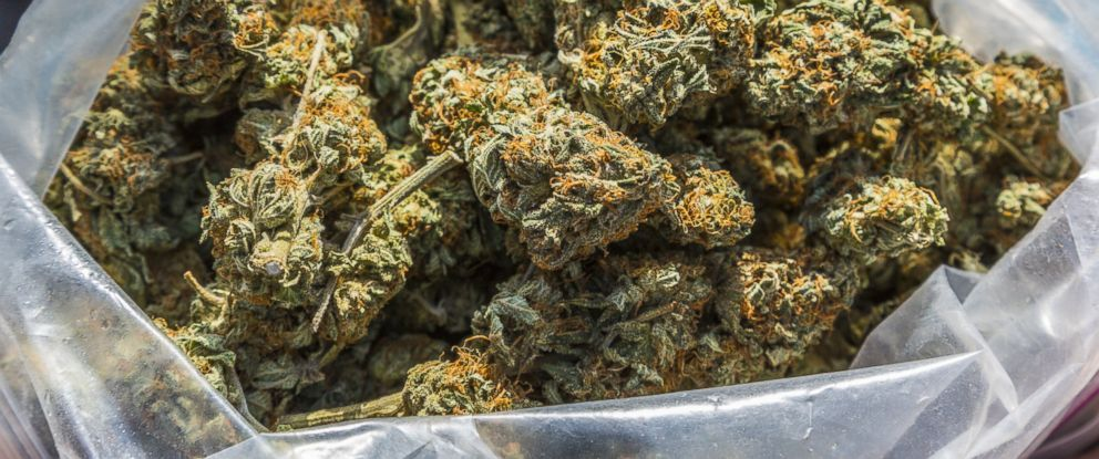 PHOTO: Medical marijuana buds for sale are seen in this undated photo.