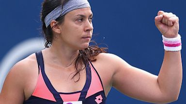 PHOTO: Marion Bartoli of France