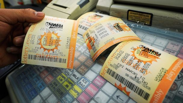 GTY mega millions calif lpl 140103 16x9 608 Mega Millions Winner of $324M Jackpot Forgot He Bought a Ticket