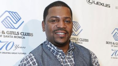 PHOTO: Mekhi Phifer is pictured on April 24, 2014 in Santa Monica, Calif.