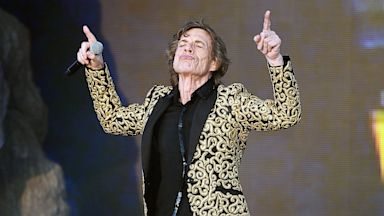 PHOTO: Mick Jagger