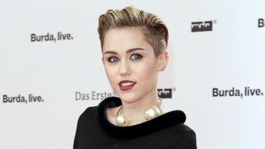 PHOTO: Miley Cyrus attends the Bambi awards 2013 at Stage Theater on Nov. 14, 2013 in Berlin.
