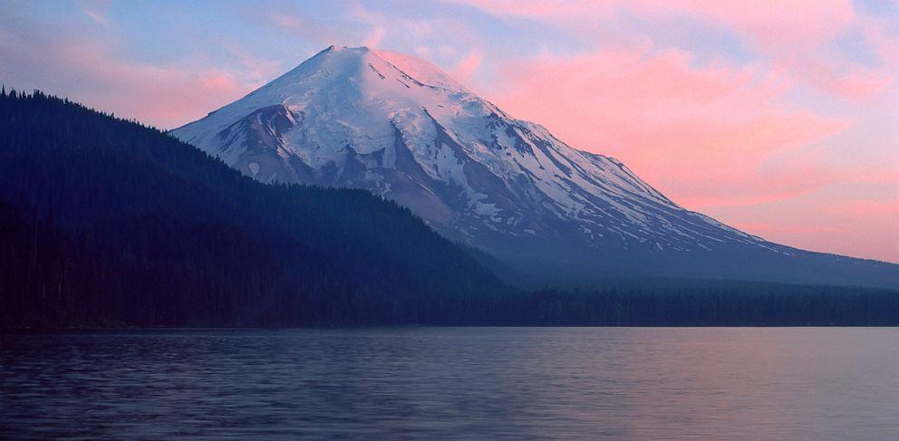 PHOTO: Mt. St. Helens, Nancy Allen,