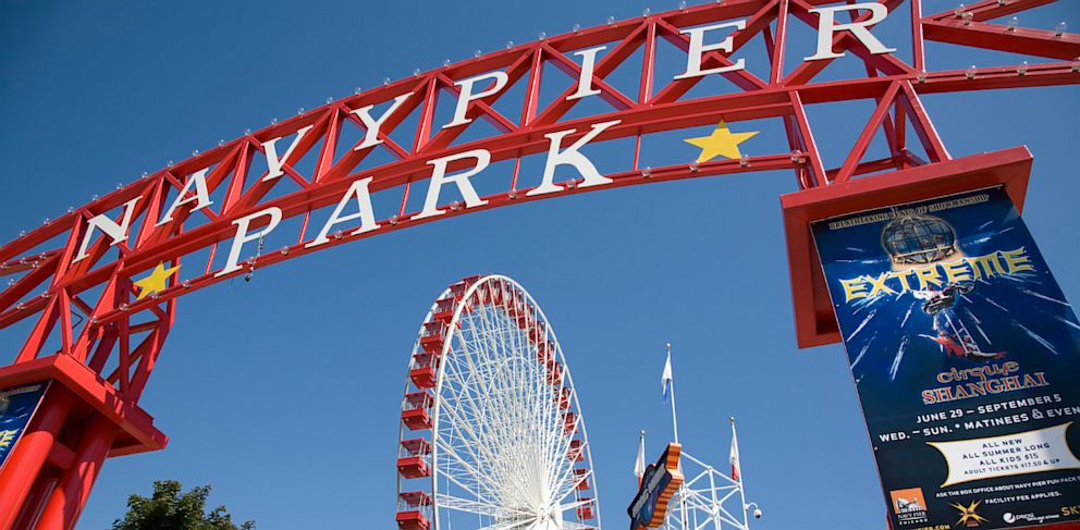 PHOTO: Navy Pier Park, in Chicago.