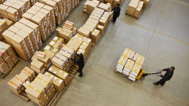 GTY packages tk 131225 16x9 608 UPS Overload Leaves Miffed Customers Short of Presents, Meals