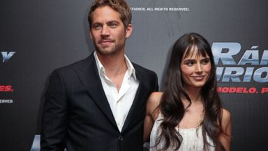 "PHOTO: Paul Walker and Jordana Brewster attend the ""Fast & Furious"" photo call"