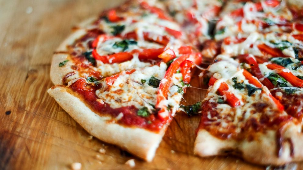 """PHOTO: People are taking part in """"Random Acts of Pizza."""""""