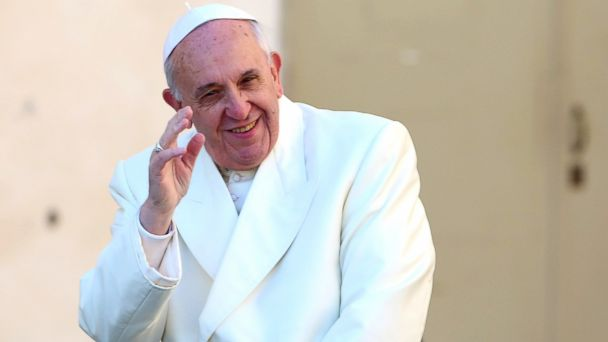 GTY pope francis jef 131210 16x9 608 Pope Francis Is Esquires Best Dressed Man of 2013