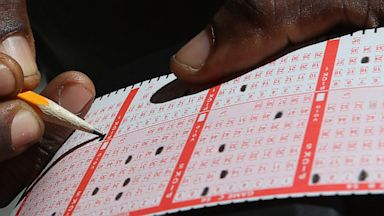 PHOTO: Powerball tickets