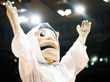 Photos: Weird NCAA Basketball Mascots