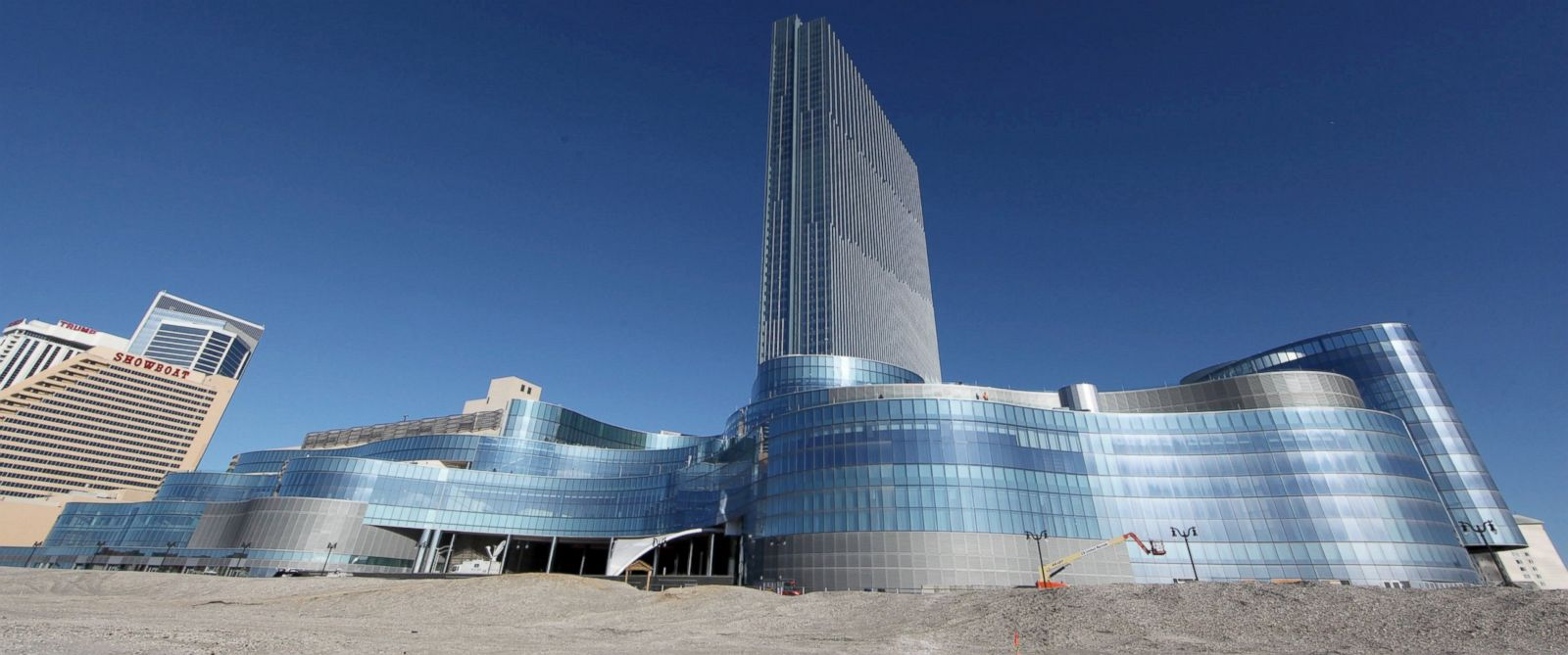 PHOTO: Revel Resort and Casino