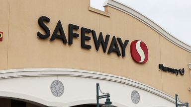 PHOTO: A Safeway store is pictured on March 5, 2014 in San Francisco, Calif.