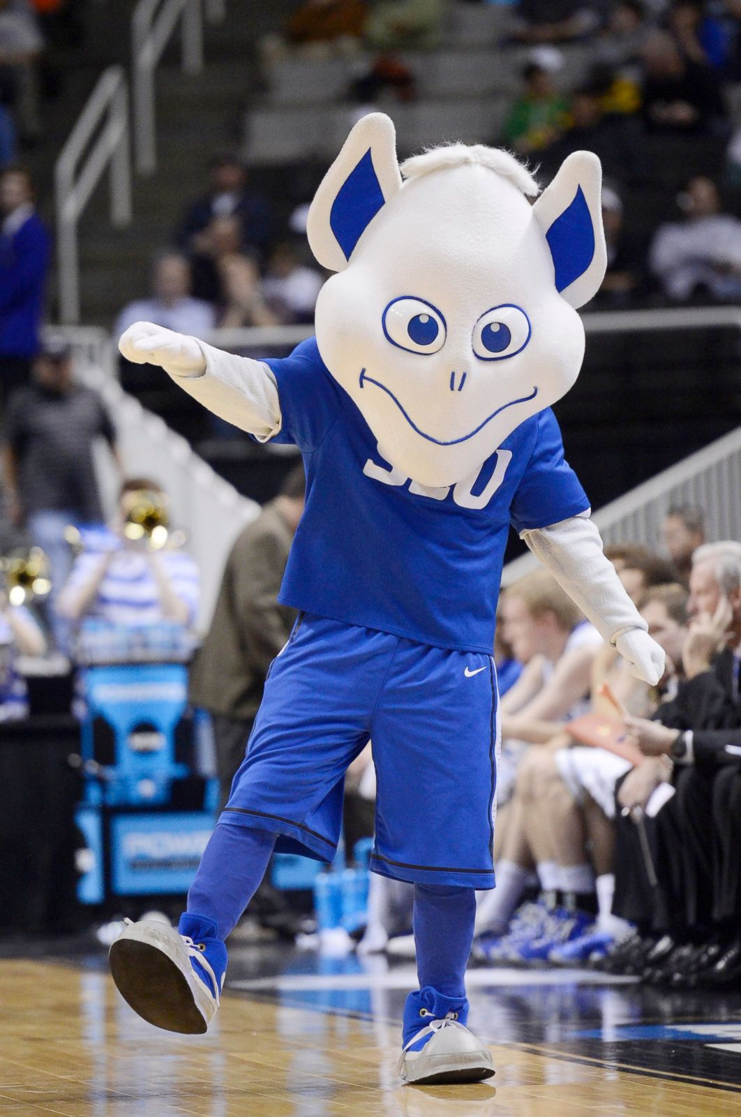 College Basketball Mascots Photos | Image #9 - ABC News