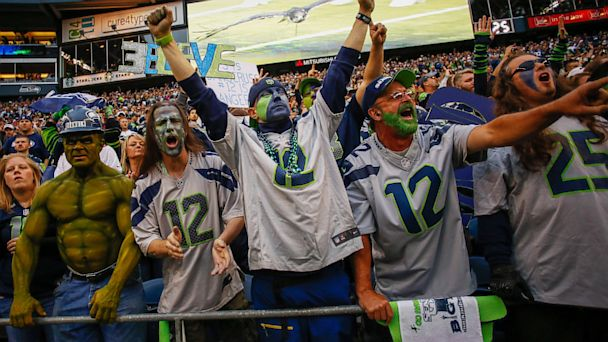 GTY seattle seahawks fans tk 130916 16x9 608 Instant Index: Seattle Seahawks Break Guinness World Record for Cheering