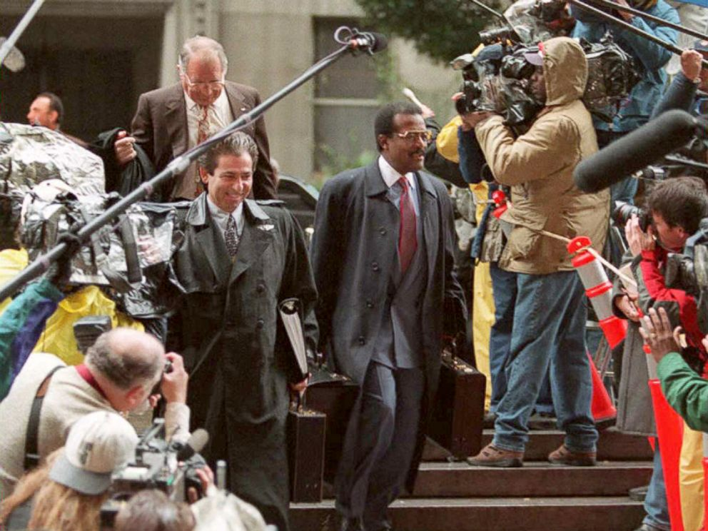 PHOTO: OJ Simpson Trial