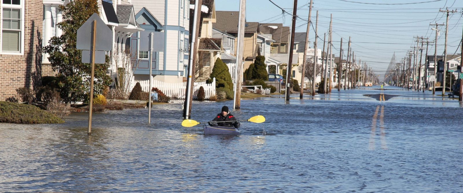 Severe Flooding Devastates Jersey Shore In Wake Of Historic Snowstorm Abc News