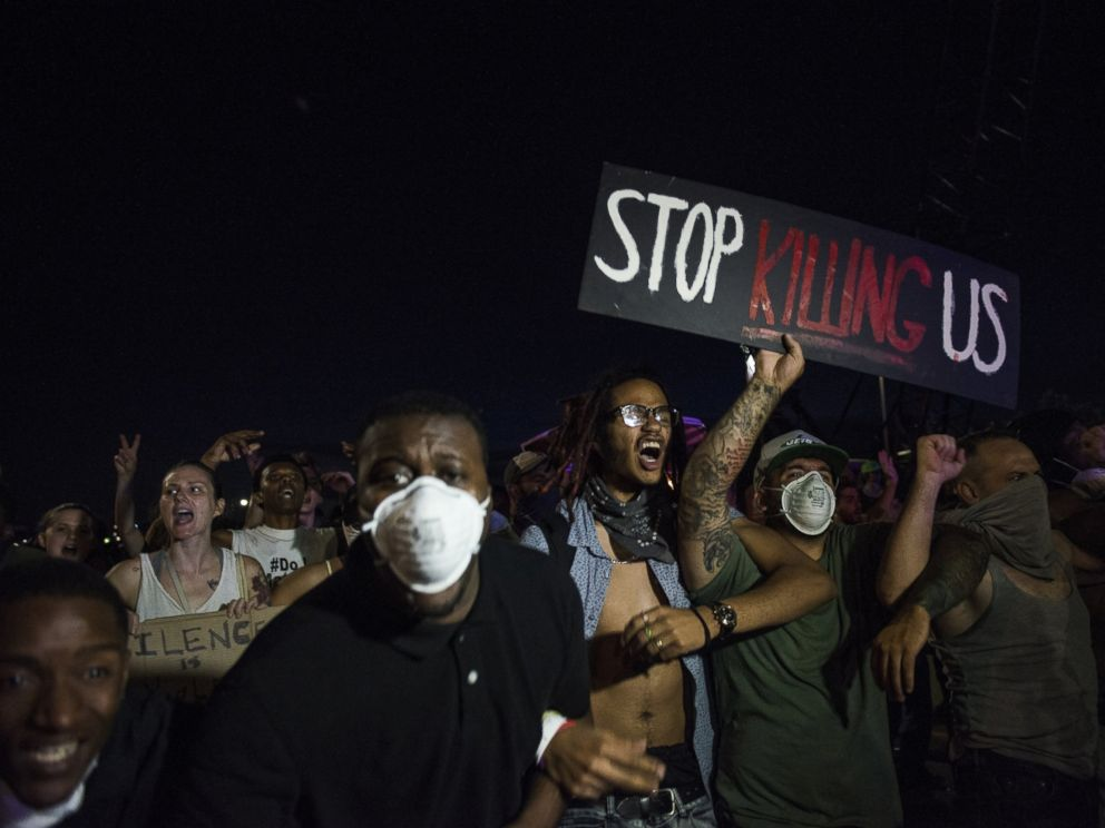 Black Lives Matter plans peaceful protest Sunday in Oklahoma City