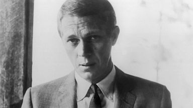 PHOTO: Steve Mcqueen is shown in this undated file photo.