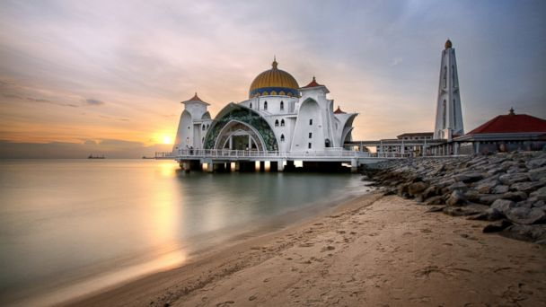 PHOTO: Strait of Malacca