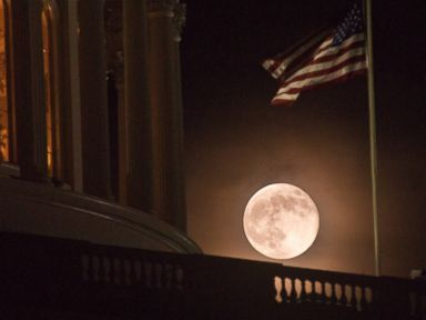 Get Ready for This Weekend's Supermoon