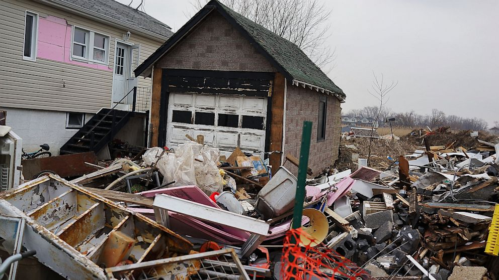 PHOTO: Superstorm Sandy Destruction