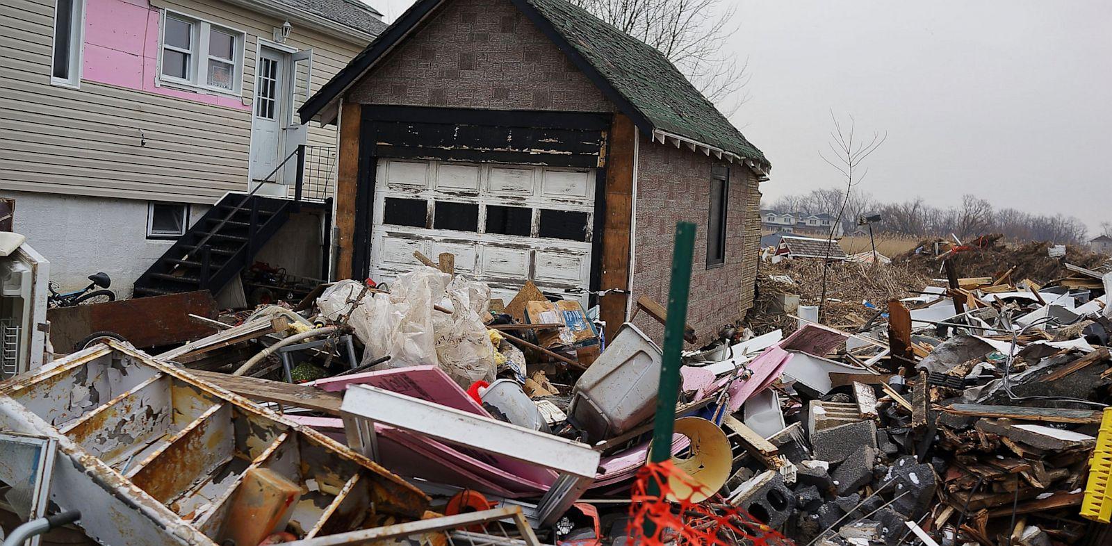 PHOTO: Superstorm Sandy Destruction