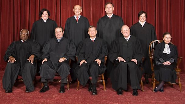GTY supreme court justices jef 131008 16x9 608 Who Is the Funniest Supreme Court Justice?