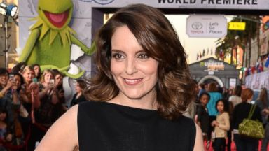 PHOTO: Tina Fey is pictured on March 11, 2014 in Hollywood, Calif.