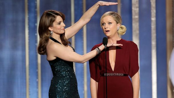 GTY tina fey amy poehler nt 131015 16x9 608 Instant Index: Tina Fey, Amy Poehler to Host Golden Globes Again