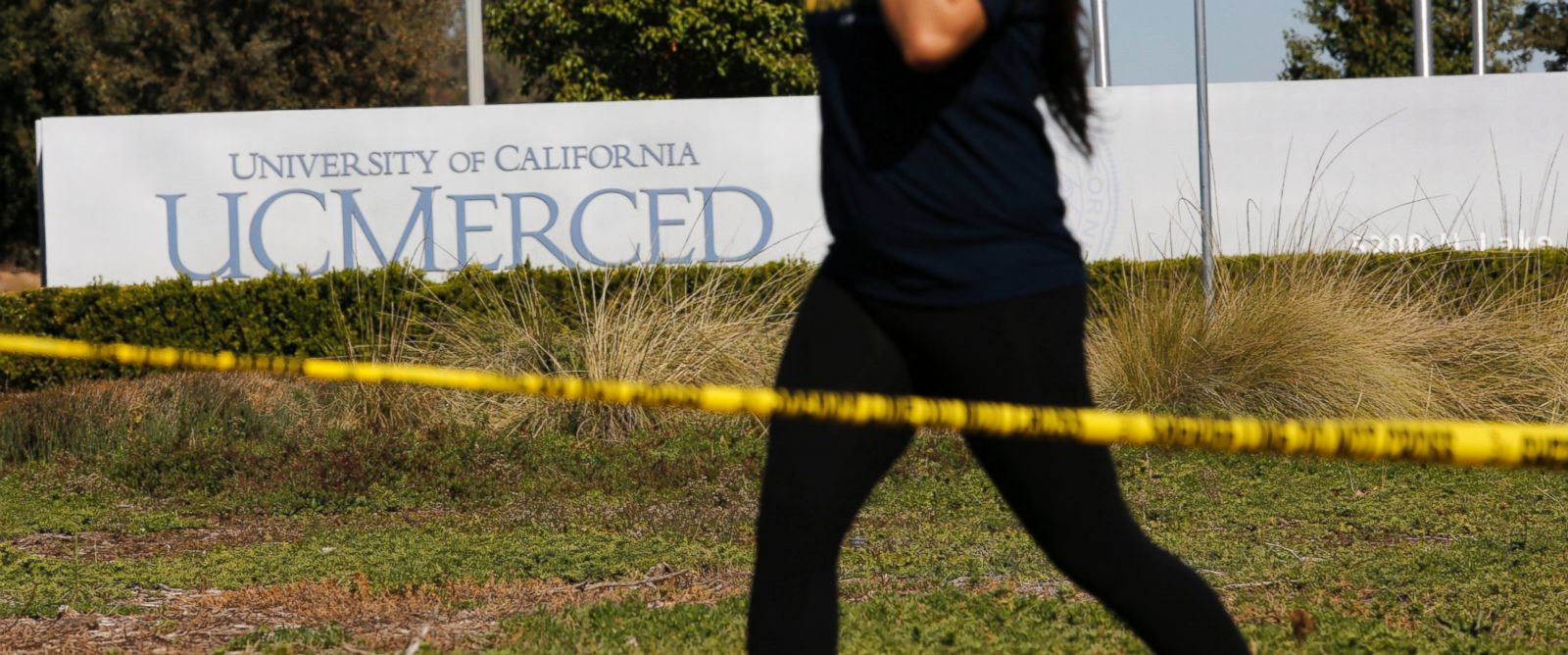 PHOTO: Five people were stabbed on the UC Merced campus, Nov. 4, 2015.