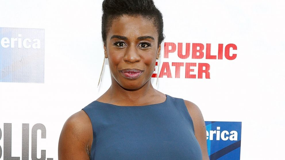 "PHOTO: Uzo Aduba attends the Public Theaters 2014 Gala celebrating ""One Thrilling Combination,"" June 23, 2014, in New York."