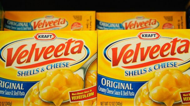 GTY velveeta sr 140107 16x9 608 Instant Index: Kraft Announces Velveeta Shortage
