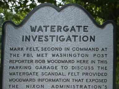 Watergate's 'Deep Throat' Garage to Be Demolished