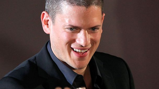 PHOTO: Wentworth Miller