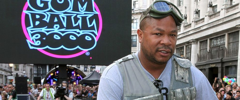 PHOTO: Xzibit attends Gumball 3000 London on Regents Street, June 8, 2014, in London.